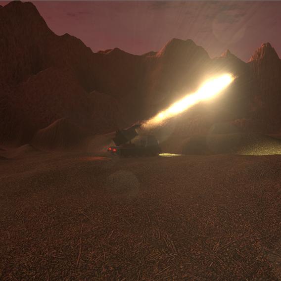 Rocket Artillery Animated  (ON SALE ON PROFILE)