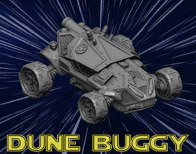 3D print model Dune buggy