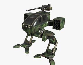 3D model Mech v2