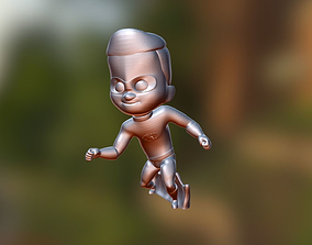 3D model Dash - The Incredibles