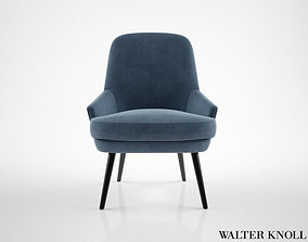 3D Walter Knoll 375 Chair