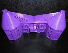 3D printable model Manoir