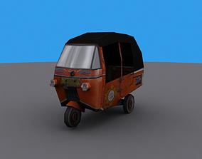 3D model Bajaj Jakara Indonesia