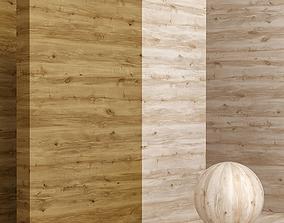 Wood material - Birch seamless 3D model