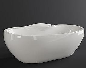 Noken Vitae Bath design by Zaha Hadid 3D