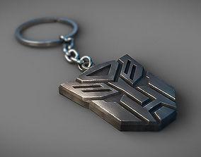 Transformers Autobots Logo 3D printable model