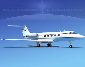 Grumman Gulfstream C-IIB V11 3D