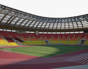 Luzhniki Stadium 3D