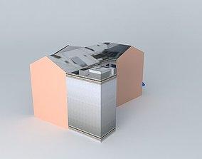 3D model Akersgata 67