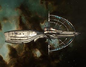 Special Edition Battlecruisers Gnosis 3D asset