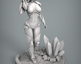 NOVA for 3D Printing fanart Cutted Keyed and Tested