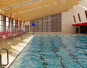 other 3D Swimming pool interior