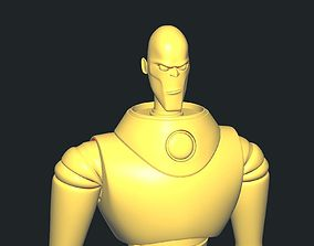 Mister Freeze 3D print model