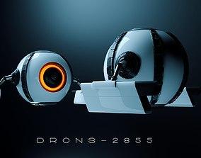 equipment Drone 3D