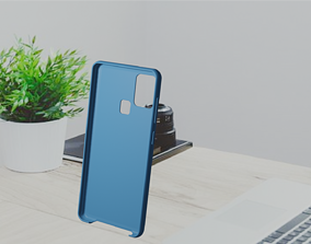 3D print model Samsung Galaxy A21s TPU case