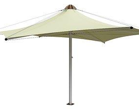 PVC Umbrella 3D model
