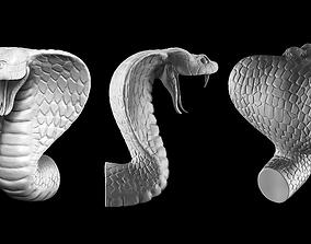 3D print model Cobra head