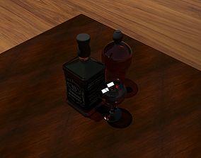 Jack Daniels 3D
