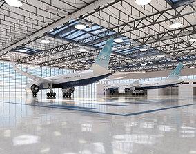 3D Hangar 001