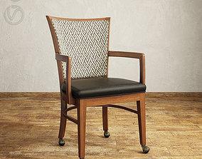 Fairfield 8771-A4 Mapleton arm chair 3D model mapleton