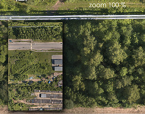 3D Aerial texture 300