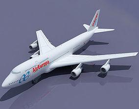 3D Air Europa Boeing