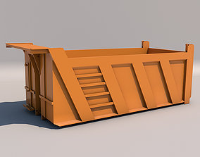 Mercedes Benz 1924-2624 - Tipper 3D print model