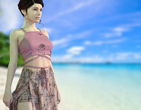 Women Summer Beach Wear - 49 Marvelous Designer and