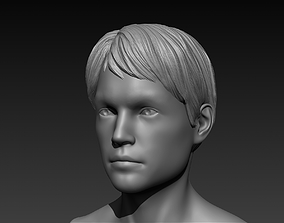Hair 15 3D model