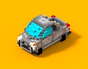 Voxel Pickup 3D model