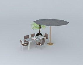 3D Garden furniture Antalya