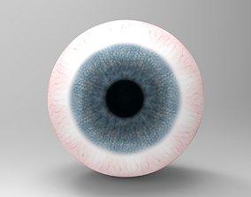 Blue Eye 3D model realtime