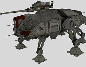Republic AT-TE walker 3D