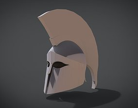3D printable model Corointhian Helmet