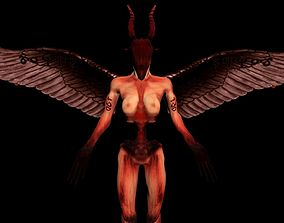 3D asset Incubus - Samael- Silent Hill 1 Remastered