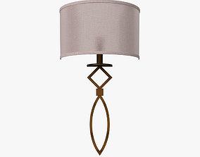 Fine Art Lamps Cienfuegos 887950 3D