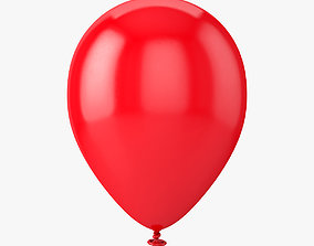 flying Balloon 3D model