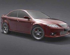 Mazda 6 2004-2007 3D model