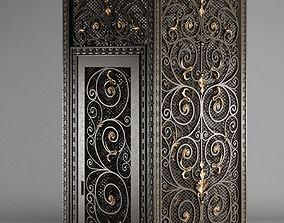3D model details Elevator