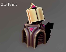 Temple Lootbox 3D printable model