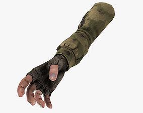 FPS Hand 3D asset