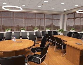3D asset Director office