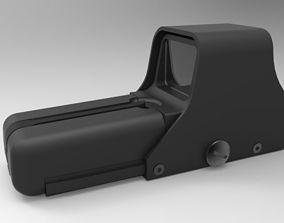 3D model EOTech 552 Holographic Sight