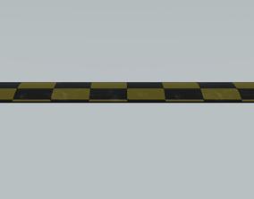 3D model Speed Bump