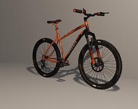 3D model Mountain Bike 11