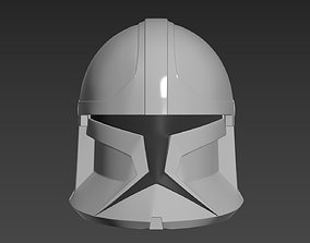 3D print model Star Wars TCW Clone Pilot Trooper Phase 1 1