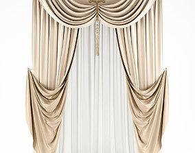 3D asset Curtains528