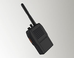 Walkie Talkie channel 3D model