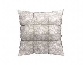 3D pillow Square Pillow