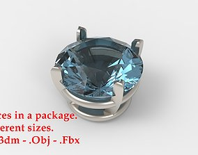 3D print model Jewelry Prong Head Set Package 229